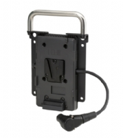 IDX A-E2LCD Adapter Bracket to fit ENDURA Batteries to Panasonic BT-LH1700W LCD Monitor