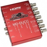 Decimator Design MD-DUCC Multi-Definition Down Up Cross Converter