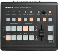 Panasonic AW-HS50E Compact HD/SD Live Switcher