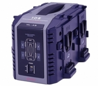 IDX VL-4S (VL4S) 4-Channel, Fully Simultaneous V-Mount Quick Charger