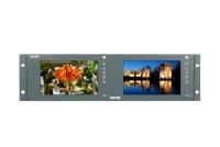 "Kroma LM6507 2x7"" TFT HD Preview monitor"