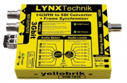 CHD 1812 - HDMI to SDI Converter with Frame Synchronizer